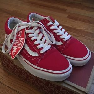 NWT Old Skool vans